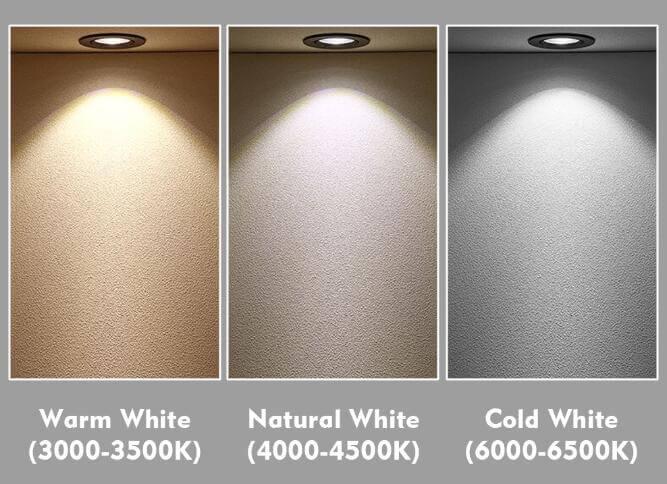 Light Color Temperature