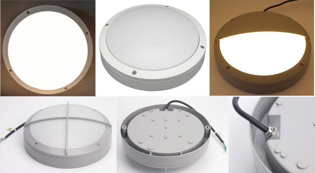 Bulkhead Luminaries details