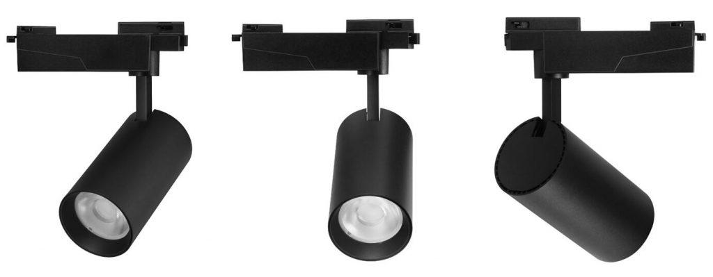 Echo LED Track Light