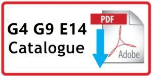 LED G4 G9 E14 Catalogue LOGO