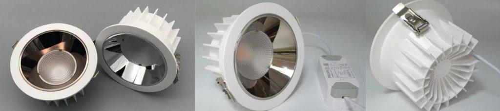 Round Godan LED Downlight